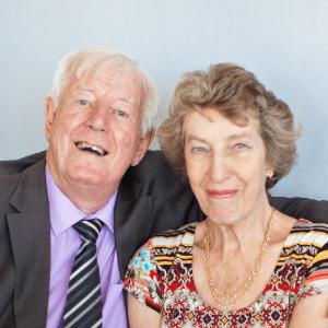 Bob & Margaret Stevenson